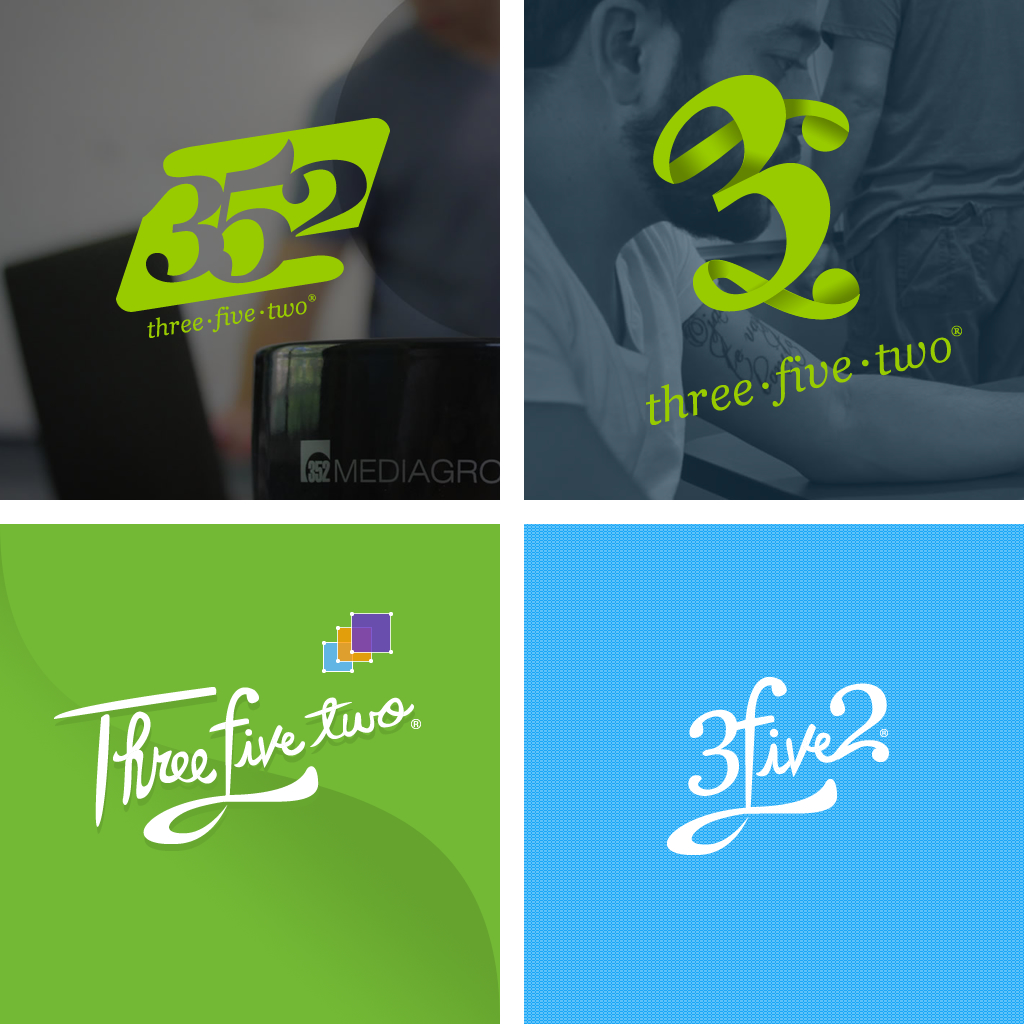 352 - Early logo concepts