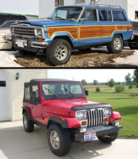 16-year-old Brian's Jeep wishlist