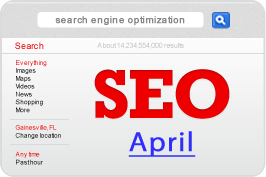seo news april